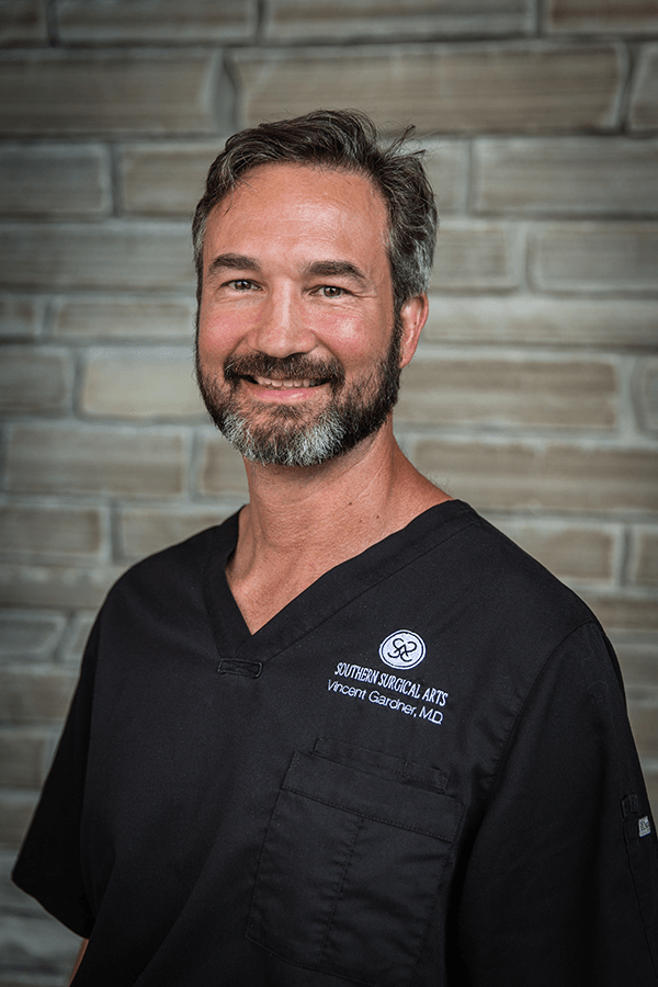 Dr Vincent Gardner Southern Surgical Arts